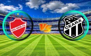 Prediksi Skor Vila Nova vs Ceara 21 Juni 2017