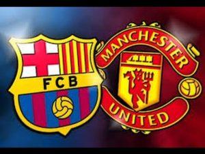 Prediksi Skor Barcelonavs Manchester United 27 Juli 2017
