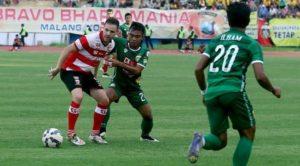 Prediksi Skor Bhayangkaravs Madura United 13 Juli 2017