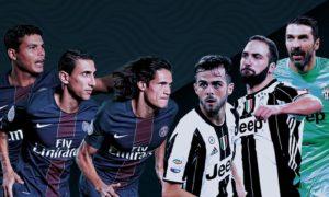 Prediksi Skor Paris Saint-Germainvs Juventus 27 Juli 2017