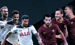 Prediksi Skor Tottenham Hotspurvs As Roma 26 Juli 2017