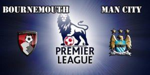 Prediksi Skor AFC Bournemouthvs Manchester City 26 Agustus 2017