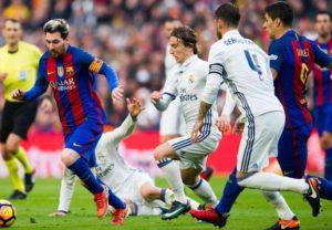 Prediksi Skor Real Madridvs Barcelona 17 Agustus 2017