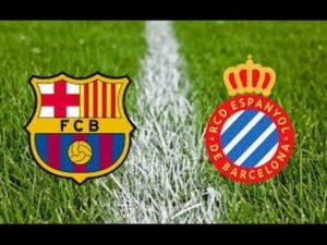 Prediksi Skor Barcelona vs Espanyol 10 September 2017