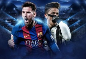 Prediksi Skor Barcelona vs Juventus 13 September 2017
