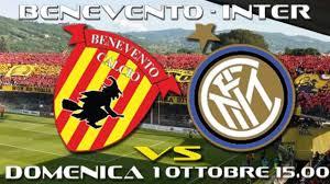 Prediksi Skor Benevento vs Internazionale 1 Oktober 2017