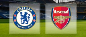 Prediksi Skor Chelsea vs Arsenal 17 September 2017