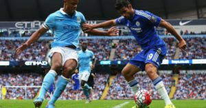 Prediksi Skor Chelsea vs Manchester City 30 September 2017
