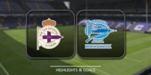 Prediksi Skor Deportivo La Coruna vs Deportivo Alaves 21 September 2017