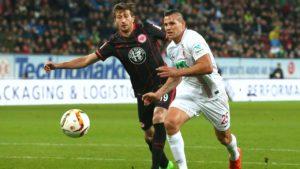 Prediksi Skor Eintracht Frankfurt vs Augsburg 16 September 2017