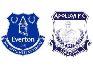 Prediksi Skor Everton vs Apollon 29 September 2017