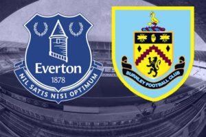 Prediksi Skor Everton vs Burnley 1 Oktober 2017