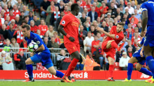 Prediksi Skor Leicester City vs Liverpool 23 September 2017