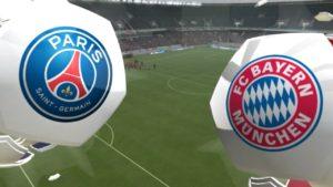 Prediksi Skor PSG vs Bayern Munchen 28 September 2017