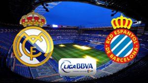 Prediksi Skor Real Madrid vs Espanyol 2 Oktober 2017