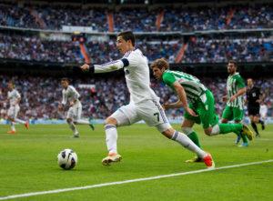 Prediksi Skor Real Madrid vs Real Betis 20 September 2017