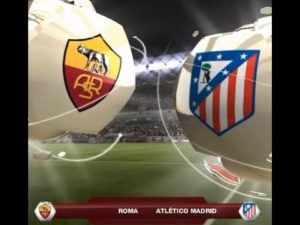 Prediksi Skor Roma vs Atletico Madrid 13 September 2017