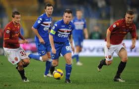 Prediksi Skor Sampdoria vs Roma 10 September 2017