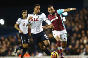 Prediksi Skor West Ham United vs Tottenham Hotspur 23 September 2017