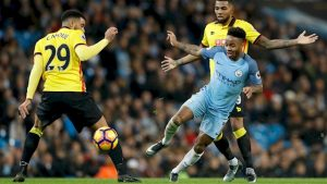 Prediksi Watford vs Manchester City 16 September 2017