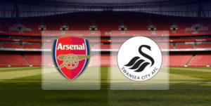 Prediksi Skor Arsenal vs Swansea City 28 Oktober 2017