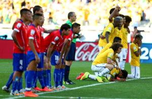Prediksi Skor Brazil vs Chile 11 Oktober 2017