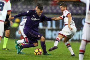 Prediksi Skor Crotone vs Fiorentina 29 Oktober 2017