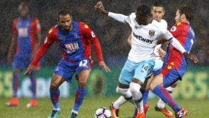 Prediksi Skor Crystal Palace vs West Ham United 28 Oktober 2017