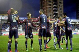 Prediksi Skor Eibar vs Levante 30 Oktober 2017