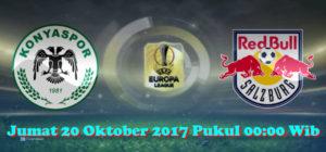 Prediksi Skor Konyaspor vs Red Bull Salzburg 20 Oktober 2017