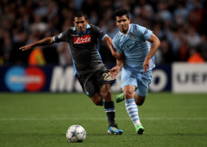 Prediksi Skor Napoli vs Manchester City 2 November 2017