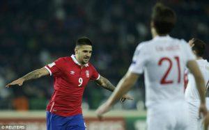Prediksi Skor Serbia vs Georgia 10 Oktober 2017