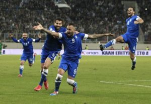 Prediksi Skor Siprus vs Yunani 8 Oktober 2017