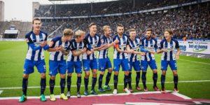 Prediksi Skor Zorya vs Hertha BSC 20 Oktober 2017