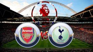 Prediksi Skor Arsenal vs Tottenham Hotspur 18 November 2017