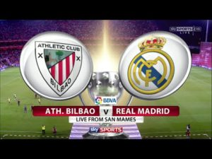 Prediksi Skor Athletic Club vs Real Madrid 3 Desember 2017
