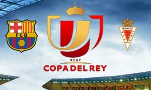 Prediksi Skor Barcelona vs Real Murcia 30 November 2017