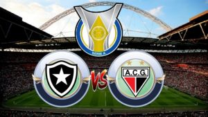 Prediksi Skor Botafogo vs Atletico GO 17 November 2017