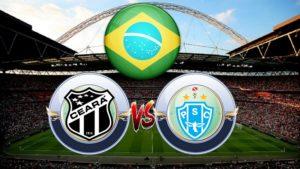 Prediksi Skor Ceara vs Paysandu 15 November 2017