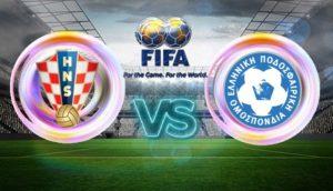 Prediksi Skor Croatia vs Greece 10 November 2017