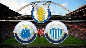 Prediksi Skor Cruzeiro vs Avai 16 November 2017