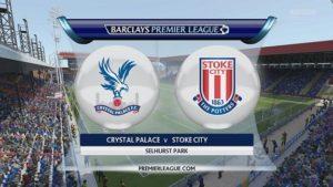 Prediksi Skor Crystal Palace vs Stoke City 25 November 2017