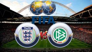 Prediksi Skor England vs Germany 11 November 2017