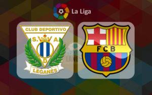 Prediksi Skor Leganes vs Barcelona 18 November 2017