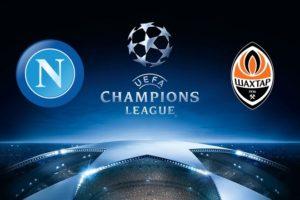 Prediksi Skor Napoli vs Shaktar Donetsk 22 November 2017