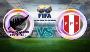 Prediksi Skor New Zealand vs Peru 11 November 2017