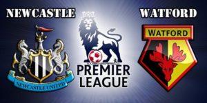 Prediksi Skor Newcastle United vs Watford 25 November 2017