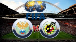 Prediksi Skor Russia vs Spain 15 November 2017