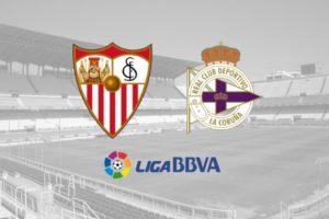Prediksi Skor Sevilla vs Deportivo La Coruna 3 Desember 2017