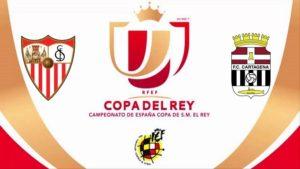 Prediksi Skor Sevilla vs FC Cartagena 30 November 2017